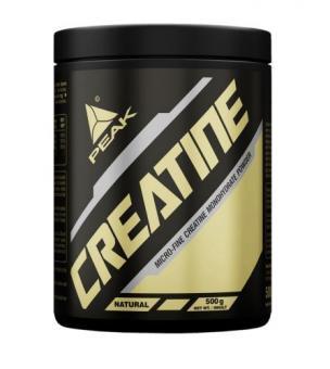 Peak Monohydrate Creatine Powder, 500g