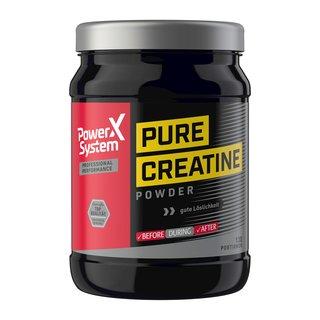 Power System Pure Creatine Powder, 650g