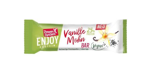 Power System Enjoy Vegan Protein Bar, 1 Riegel, 45g