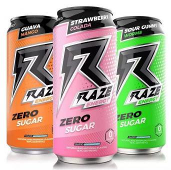 Repp Sports Raze Energy, 473ml