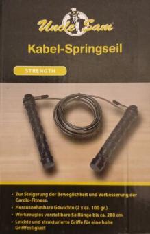 Uncle Sam Kabel-Springseil