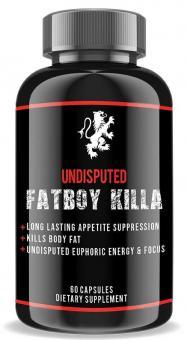 Undisputed Laboratories Fatboy Killa Fatburner, 60 Kapseln