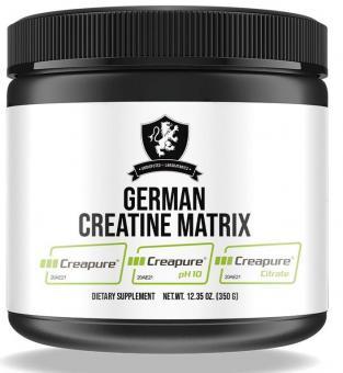 Undisputed Laboratories German Creatine Matrix, 350g