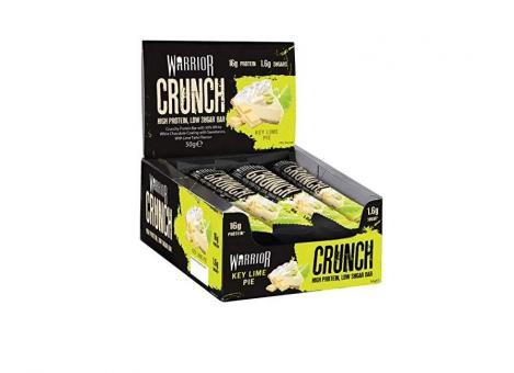 Warrior Crunch Bar, 1 Riegel, 64g Key Lime Pie