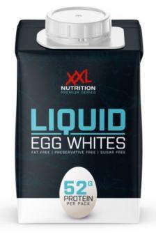 XXL Nutrition Liquid Egg White, 388ml (MHD: 13/09/20)