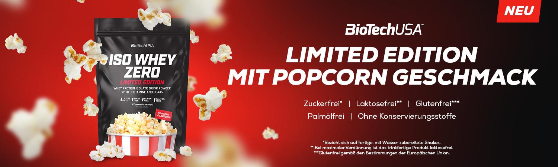 Biotech Iso 500g Popcorn